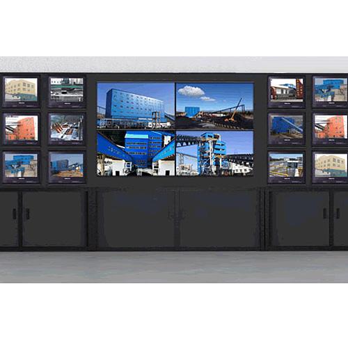 电视墙安装