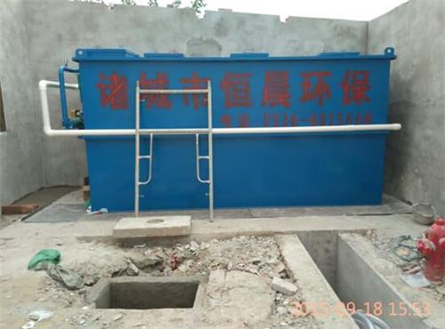 【优选】地埋式一体化污水处理设备对城市生态有帮助 潍坊<a href='/' target='_blank'>地埋式一体化污水处理设备</a>作业模式分析