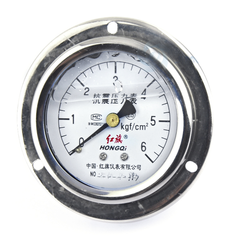 充油压力表