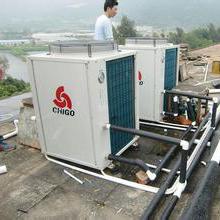 桑拿熱泵展示