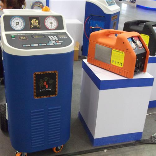 制冷剂回收机