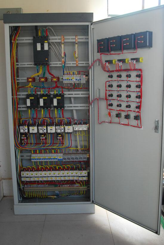 PLC電控箱