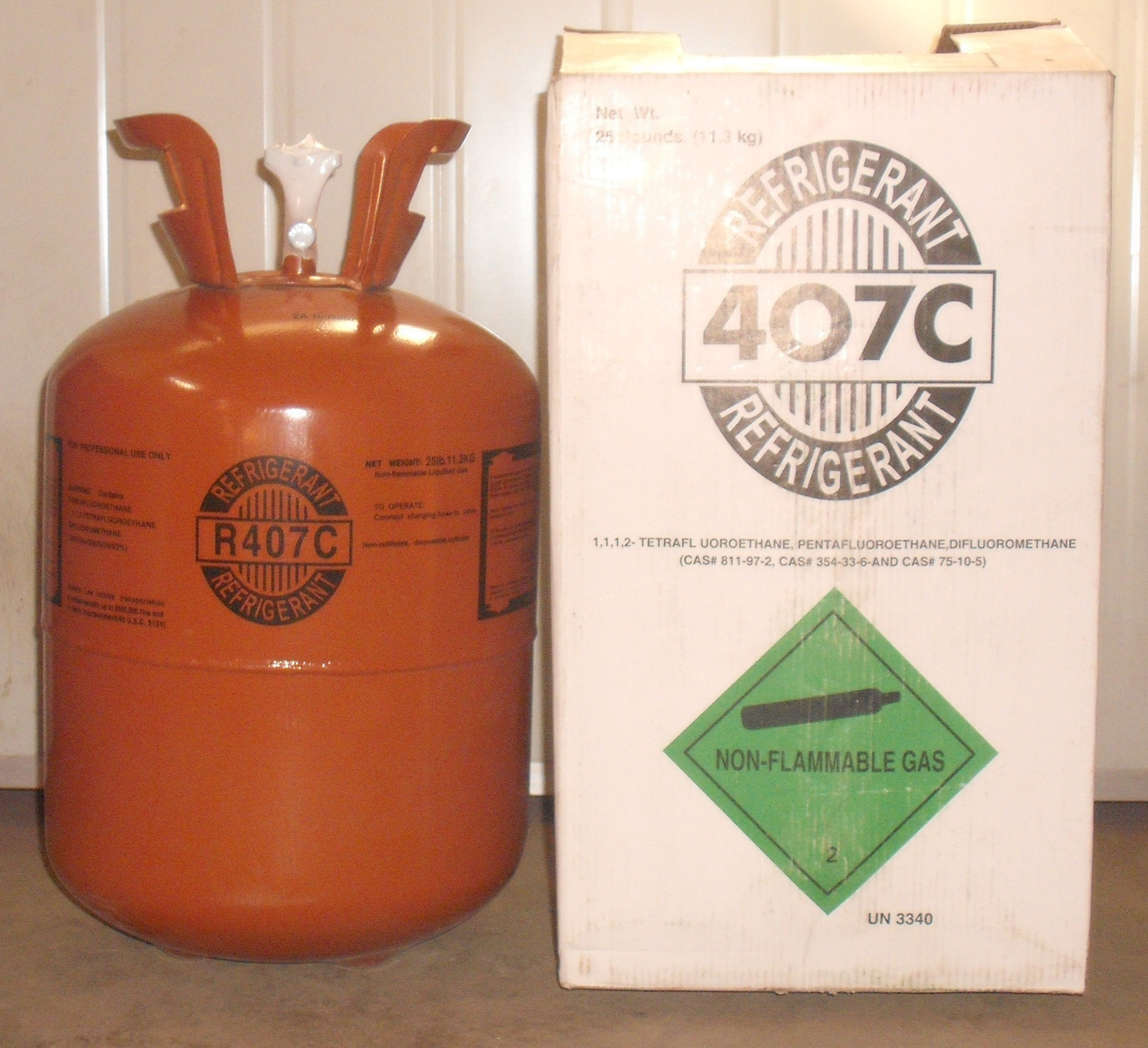 R407製冷劑