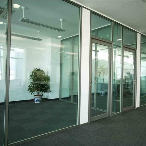 石家庄办公玻璃隔断