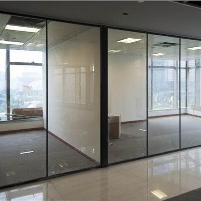 石家庄玻璃隔断设计