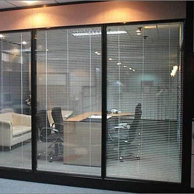 石家庄办公室玻璃隔断制作