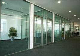 石家庄不锈钢单层玻璃隔断公司
