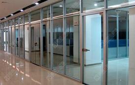 不锈钢单层玻璃隔断价格