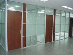 石家庄办公玻璃隔断厂