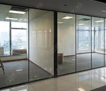 石家庄不锈钢单层玻璃隔断价格