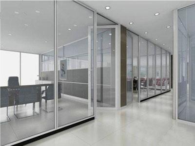 【揭秘】石家庄玻璃隔断哪家最好 室内空间灵活性与控制性