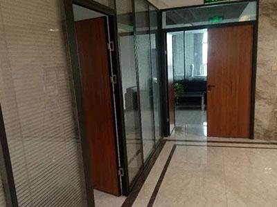 办公玻璃隔断