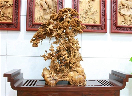 郑州手工木雕