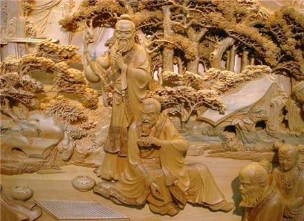郑州精品木雕