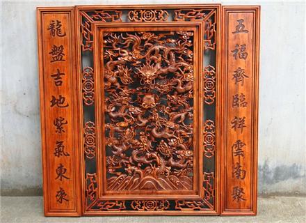 郑州木雕门窗