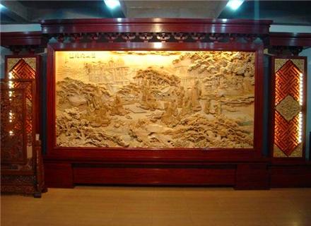 河南东阳木雕