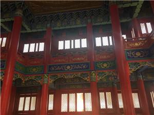 郑州木雕装饰装修