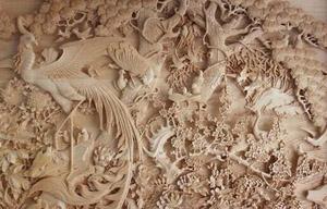 新安木雕加工