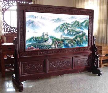 郑州木雕屏风制作