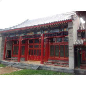 郑州古建门窗生产厂家
