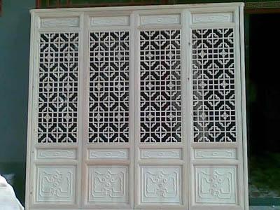 郑州木雕屏风的用途及分类