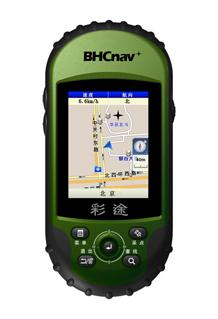 彩途手持式GPS定位儀
