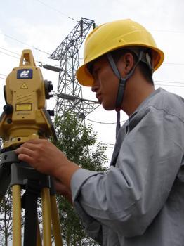 六盘水电力工程测量