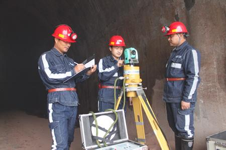 六盘水矿山测量