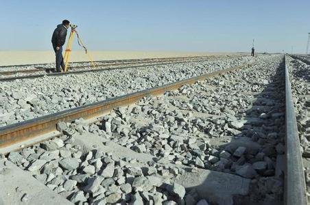 兴义铁路测量