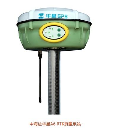 A6RTK測量系統