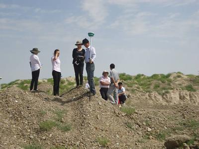 土石方測量