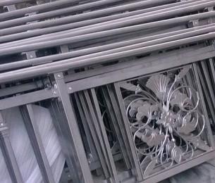 山西铁艺栅栏制作