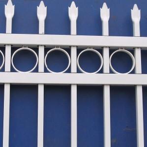 铁艺护栏制作