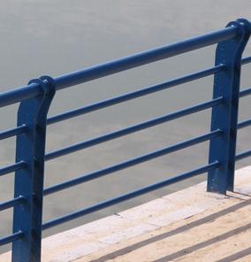 石家庄锌钢道路护栏