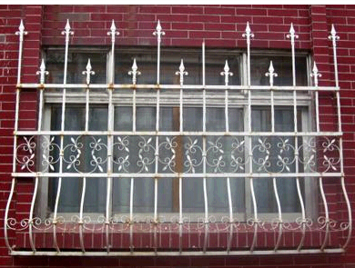 阳台护栏加工