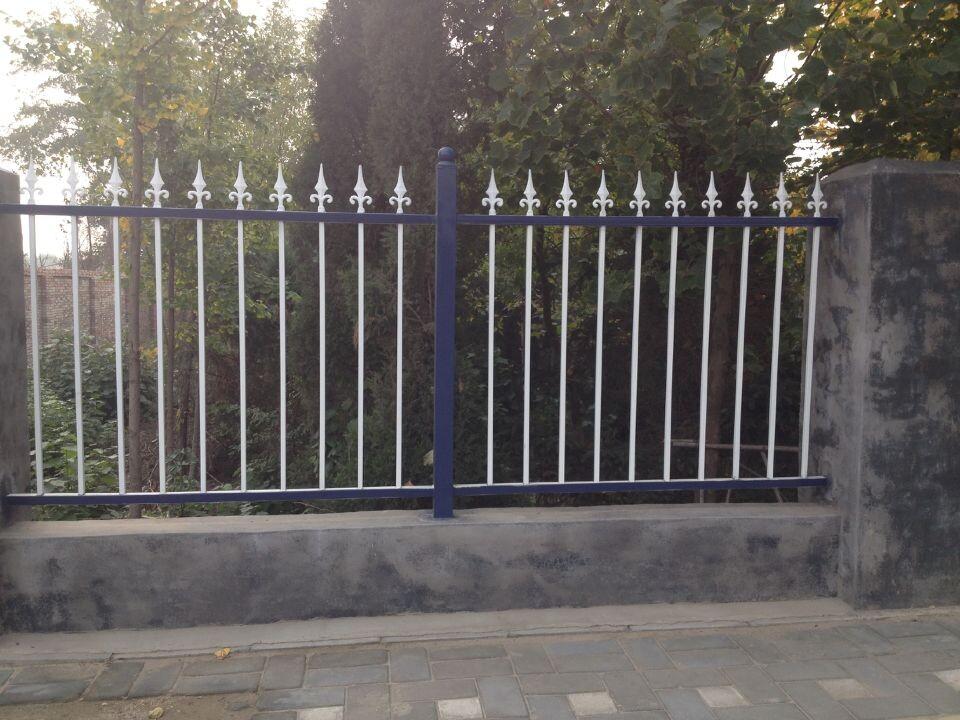 铁艺栏杆加工