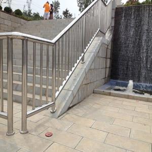 铁艺楼梯扶手加工