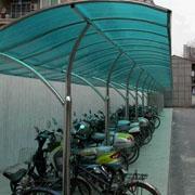 石家庄自行车棚