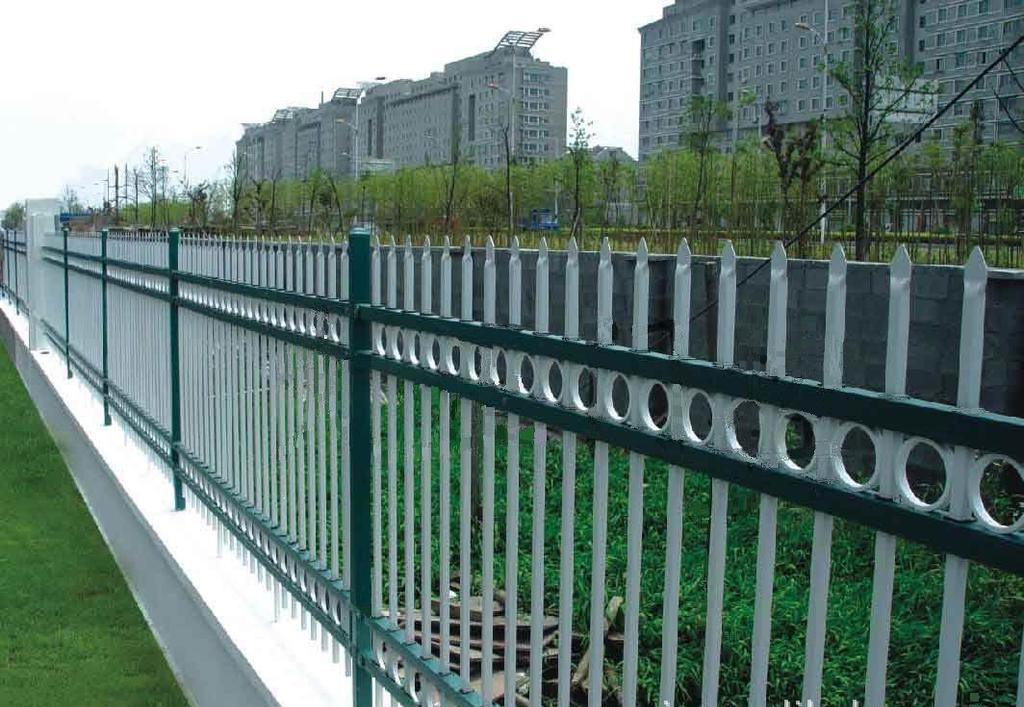 锌钢栏杆厂家