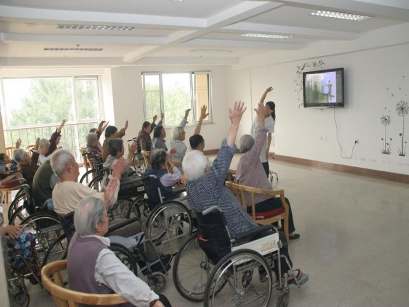 【图解】健康长寿老人应具备的心理 养老机构老年人一般具有的特点
