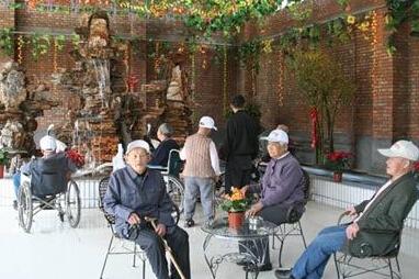 石家庄敬老院哪家好适当快步走好处多多 老人这样做更养生