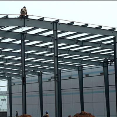 河北钢结构厂房