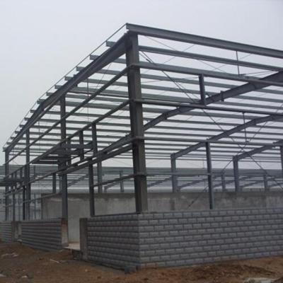 河北钢结构施工