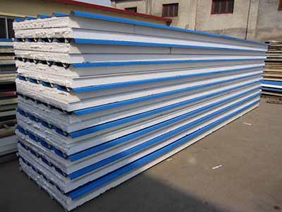 【图文】石家庄彩钢板的保温性能分析_澳门威利斯人厂房