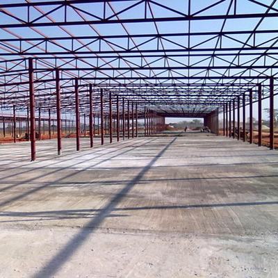 【图文】石家庄彩钢板的突出特点 石家庄钢结构厂房的性能