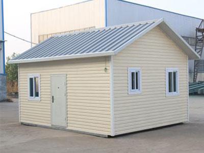 石家庄彩钢板石家庄活动房节能环保 板房具有什么特点