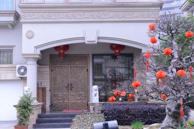 贵州铸铝别墅门