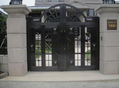 贵州庭院铜门