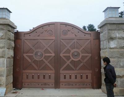 贵州庭院门