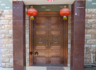 黔西贵阳铜门